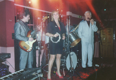 The Harmony Grass, (Ireland early '90s)