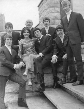 Ricky Jennings and the Waves (Ireland '60s)